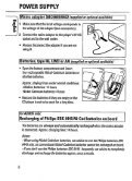 AZ6834/01 - Philips - Page 6