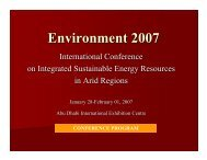 Environment 2007