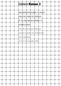 Cahiers Ramau 2 en totalité - Page 3