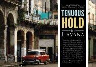The Jews of Cuba – Mishpacha magazine 2011 - Halachic Adventures