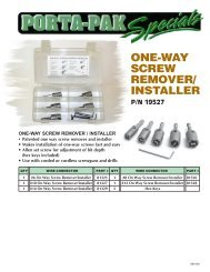 "P-K 5031 1//4-15 x 5/"" Masonry Screws Phillips Drive 100 Pcs + Drill Bit"