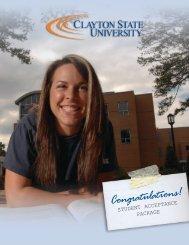 Transfer - Clayton State University