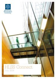 HLSS Connect - Humanities, Languages and Social Science ...