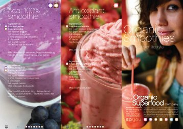 Smoothies - Soyou