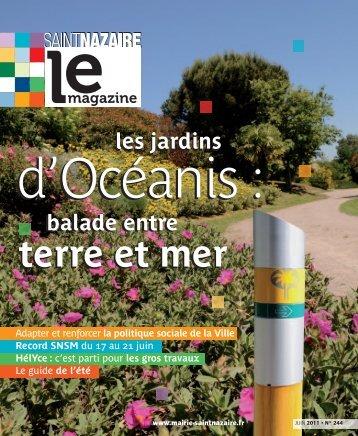STNAZAIRE-LEmag-244 ok-1.pdf, pages 1 - Saint-Nazaire