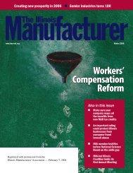 Workers' Compensation Reform - alliantgroup