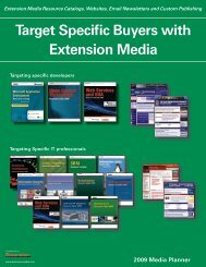 Here - Extension Media