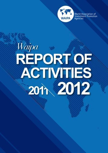 WAIPA Annual Report 2011
