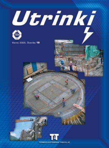 marec 2005 1 - Termoelektrarna Trbovlje