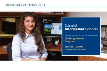 Undergraduate Program - School of Information Sciences