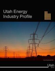 Energy - Economic Development Corporation Utah