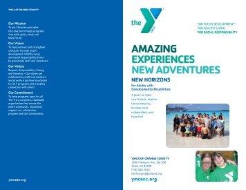 New Horizons - YMCA of Orange County