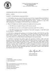 AF Hold Harmless Agreement - Civil Air Patrol