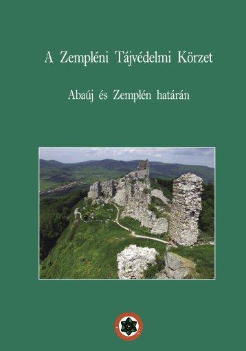A Zempléni Tájvédelmi Körzet - Bükki Nemzeti Park