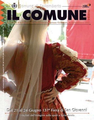 Giugno 2007 - Comune di Spilamberto