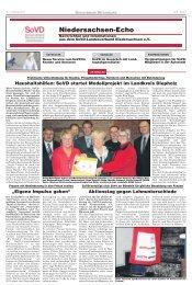 Haushaltshilfen: SoVD startet Modellprojekt im Landkreis Diepholz