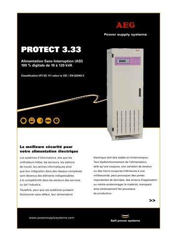 PROTECT 3.33 - AEG TranzCom