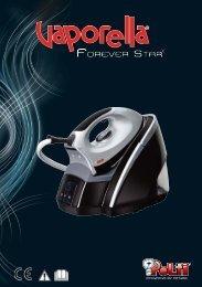Vaporella Forever Star - polti steam irons