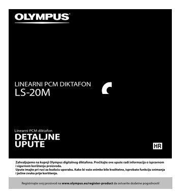 LS-20M - Olympus