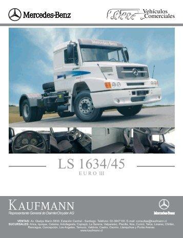 LS 1634/45 - Kaufmann