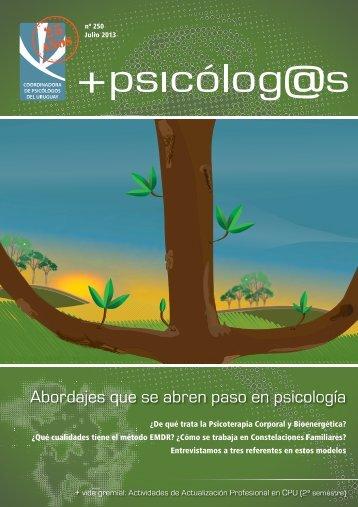 Más información - Coordinadora de Psicólogos del Uruguay