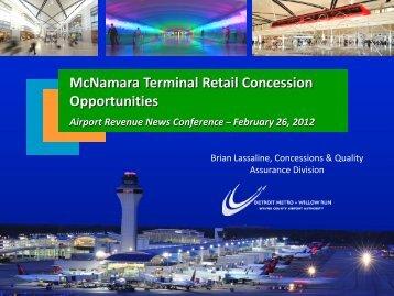 Brian Lassaline 1 - ARN 2012 Revenue Conference & Exhibition ...