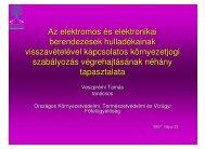 (Microsoft PowerPoint - LILA 2007 05 22 Veszpr\351mi Tam\341s ...