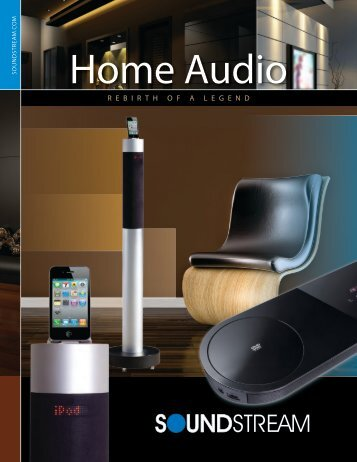 Home Audio - Soundstream