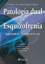 Patología Dual en Esquizofrenia - Asociación Española de ...