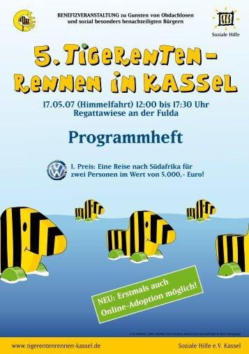 (Himmelfahrt) 12:00 bis 17:30 Uhr Regattawiese an der Fulda