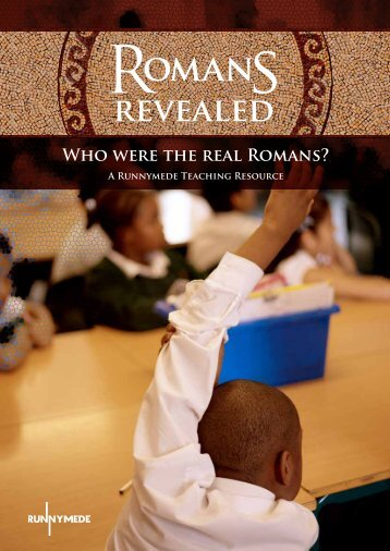Romans Revealed: Teaching Resource - Runnymede Trust