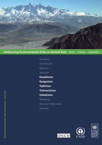 Addressing Environmental Risks in Central Asia: Risk ... - EnvSec