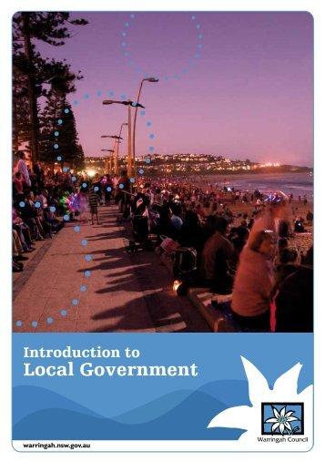 Local Government - Warringah Council