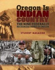 Download the Student Magazine (PDF) - Oregon Historical Society