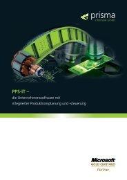 PPS-IT - Software für die Produktion auf Basis ... - it-auswahl.de