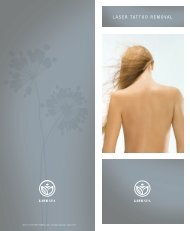 LASER TATTOO REMOVAL - Life Time Fitness