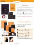 Exaclair 2013 Catalog | Quality Stationery Products ... - Exaclair, Inc. - Page 6