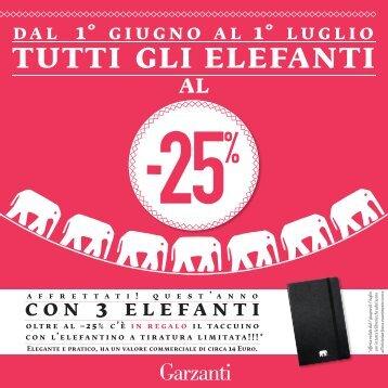 tutti gli elefanti - Garzanti Libri