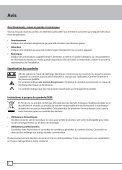 Notice d'utilisation - OPTEX - Page 4