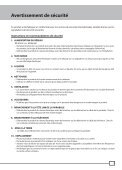 Notice d'utilisation - OPTEX - Page 5