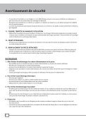 Notice d'utilisation - OPTEX - Page 6
