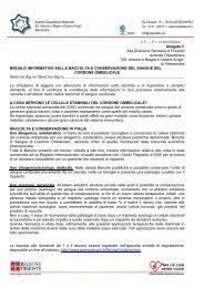 Direzione Medica di Presidio - Azienda Ospedaliera Santi Antonio e ...