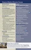 Hospice Medical Director Course - American Academy of Hospice ... - Page 2