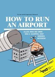 Quartalsbericht 2/2007 - Flughafen Wien