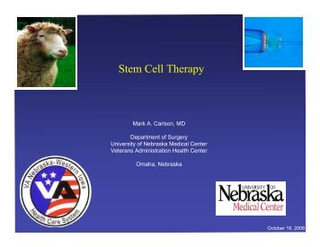 Stem Cell Therapy - Nebraskasurgicalresearch.com