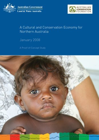 A Cultural and Conservation Economy for Northern Australia ...