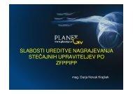 Mag. Darja Novak Krajšek - Planet GV