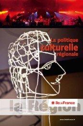 culturelle - Ile-de-France