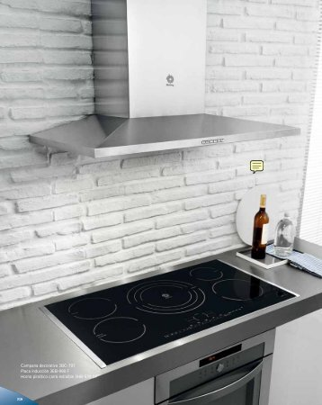 Catálogo Balay campanas de cocina 10, telf. - Grupo Venespa, telf ...