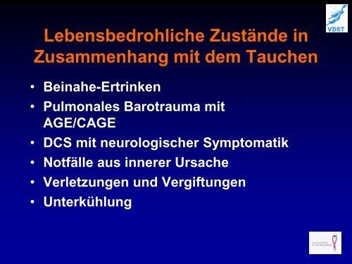Die neuen Leitlinien bei der Herz-Lungenwiederbelebung ... - LTVT